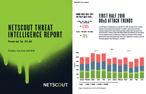 NETSCOUT Threat Intelligence Report