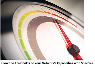 Know the Thresholds of Your Network's Capabilities with Spectra2