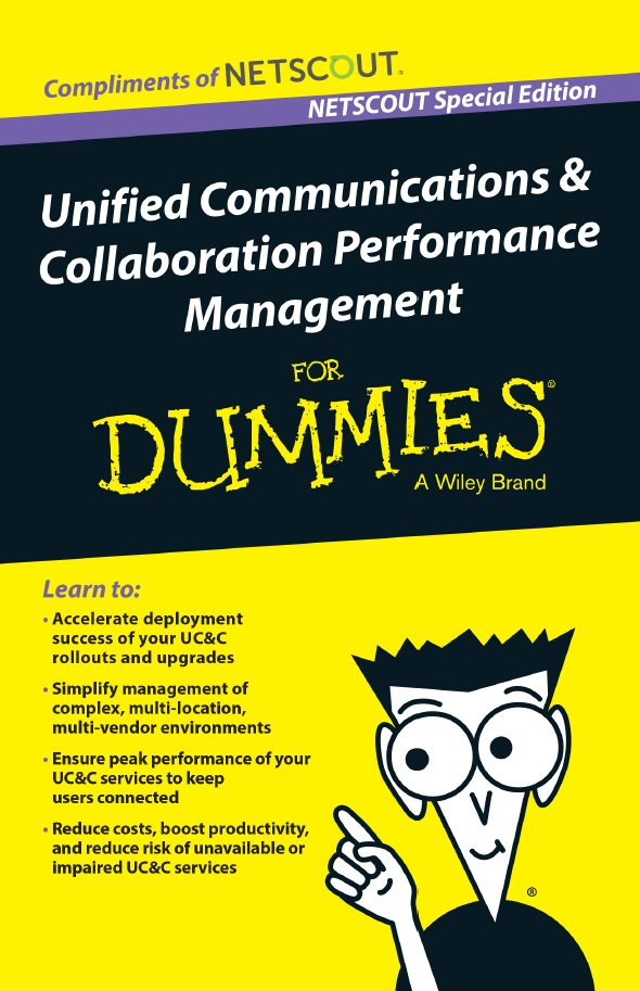 Unified Communications and Collaboration for Dummies