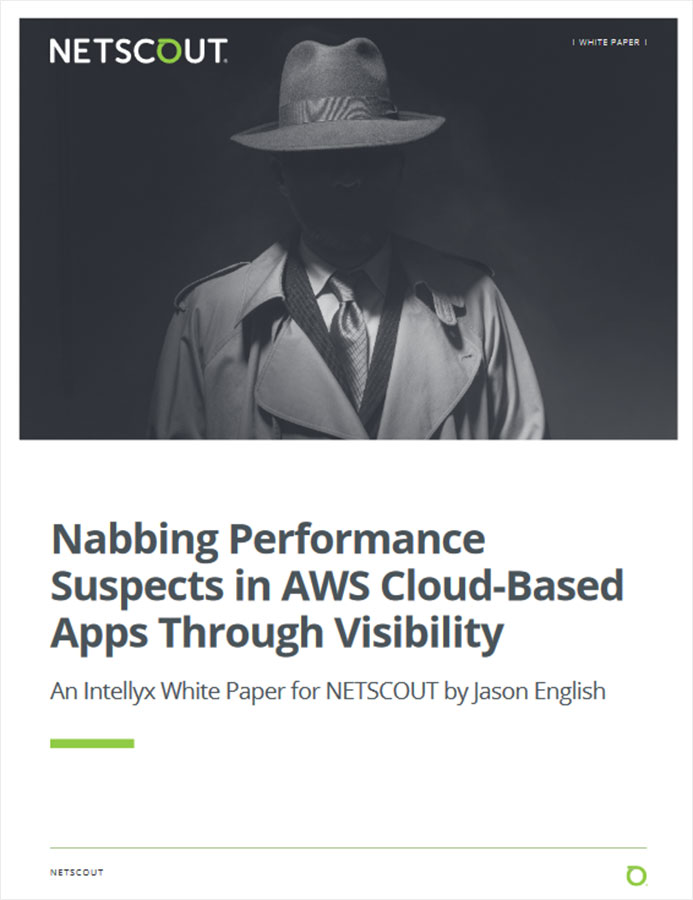 Nabbing Performance Suspects in AWS Cloud-Based Apps Through Visibility