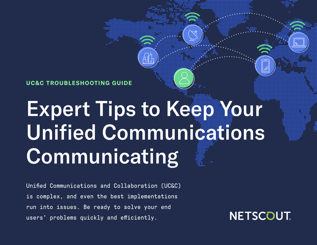 UC&C Troubleshooting Guide text content