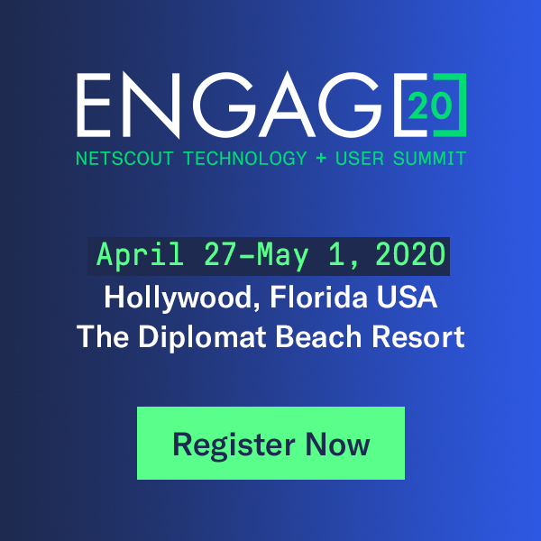 NETSCOUT Engage2020
