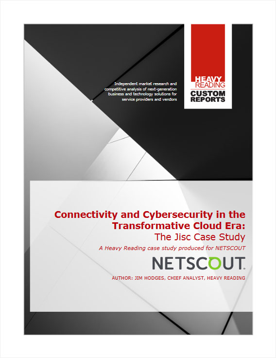 Connectivity and Cybersecurity in the Transformative Cloud Era
