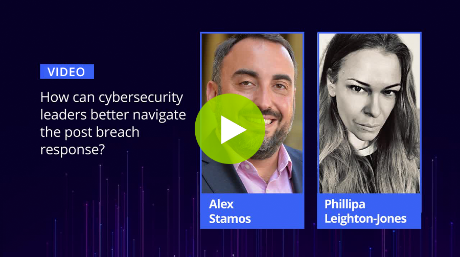 How Can Cybersecurity Leaders Better Navigate the Post Breach Response?