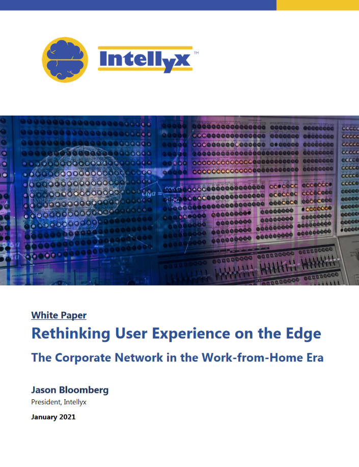 Rethinking User Experience on the Edge