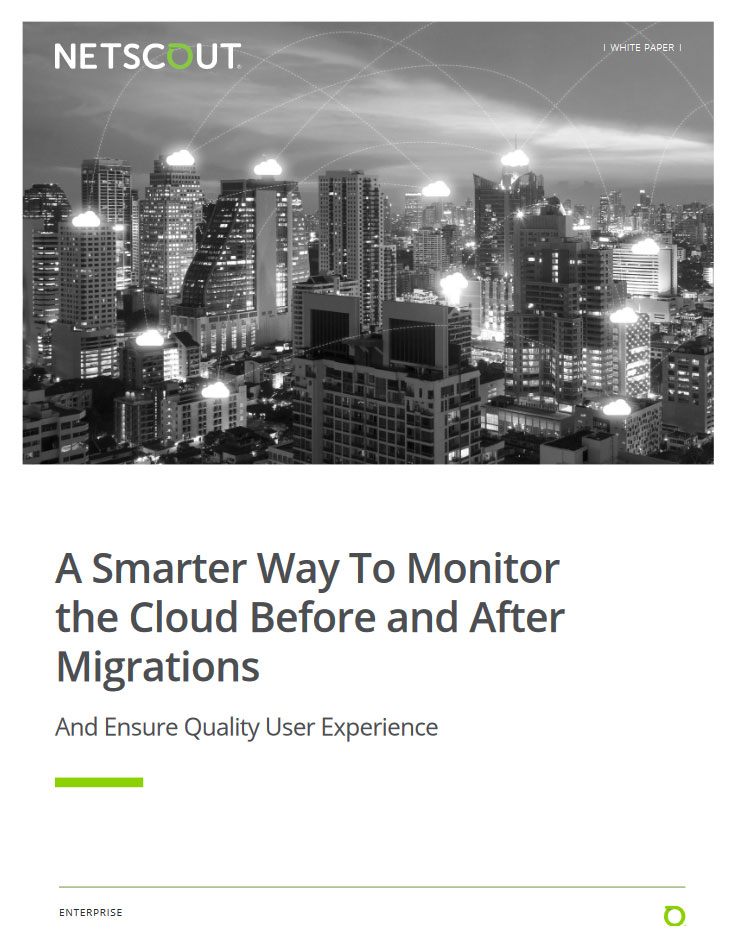 A Smarter Way to Monitor the Cloud Before and After Migrations