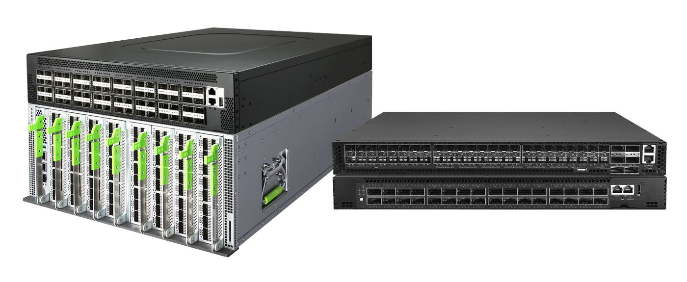 nGenius 5000 Series Packet Flow Switch