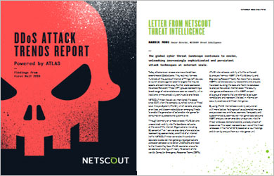 DDoS Attack Trends Report