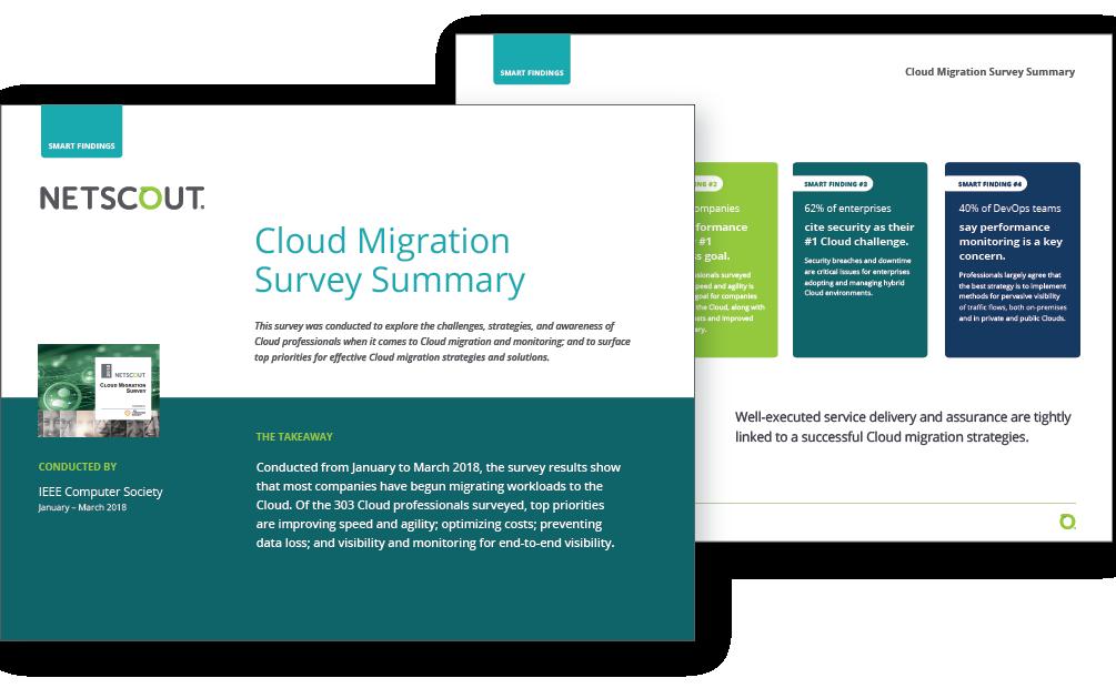 IEEE Cloud Survey Summary