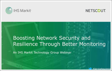 Boost Network Security and Resilience Through Better Monitoring