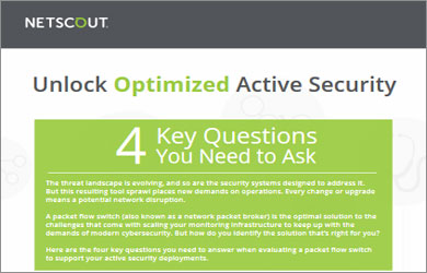 eBook: Unlock Optimized Active Security