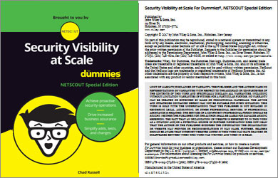 Security Visibility at Scale for Dummies