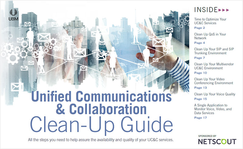 Unified Communications & Collaboration Clean-Up Guide