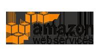 logotipo da aws