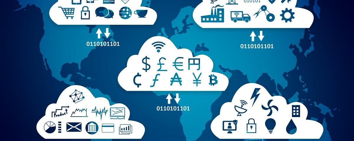 data in clouds