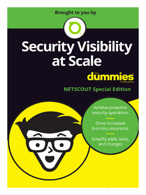 Dummies Guide: Security Visibility at Scale