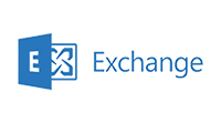 logotipo de exchange