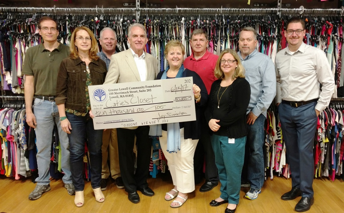 NETSCOUT Awards Grant to Catie's Closet