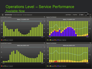 Operational Level Service Performance