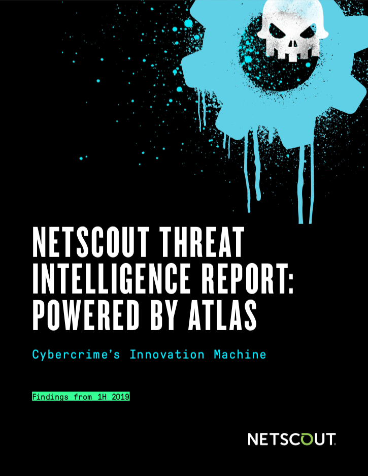 Threat Report cover