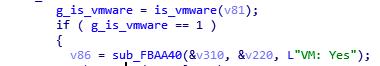 VMWare check