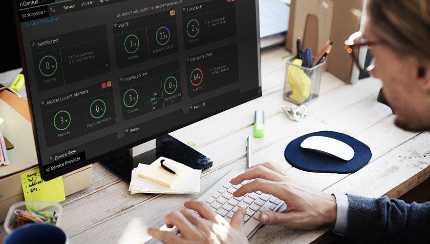 ngeniusone for network monitoring