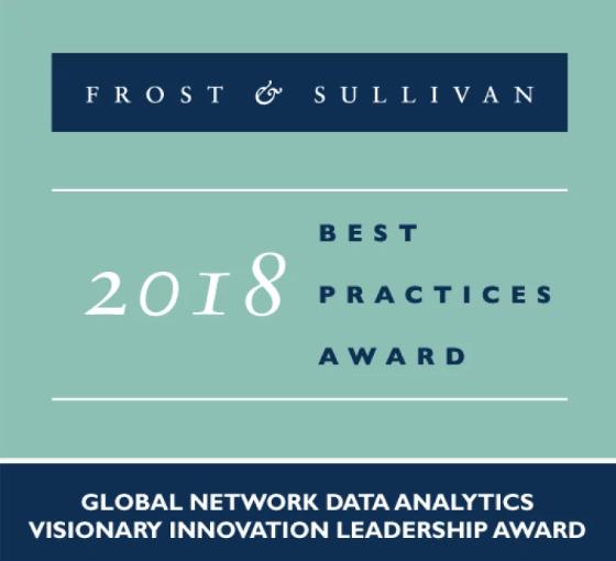 Frost & Sullivan 2018 Best Practices Award