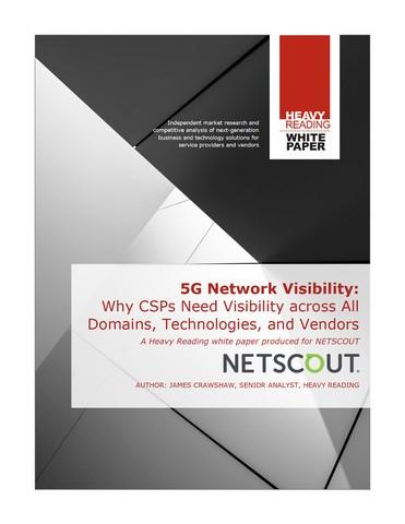 Visibilità della rete 5G