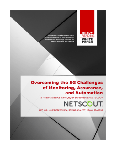 Overcoming the 5G Challenges of Monitoring, Assurance, and Automation