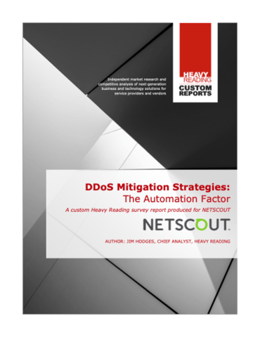 DDoS Mitigation Strategies: The Automation Factor