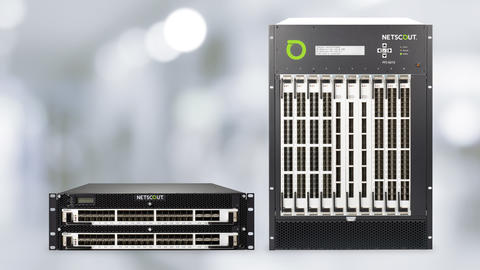 Packet Flow Switches And Taps   NETSCOUT