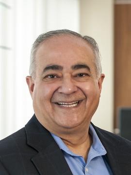 Dr Vikram Saksena