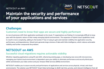 Maintain the security and performance of your applications and services