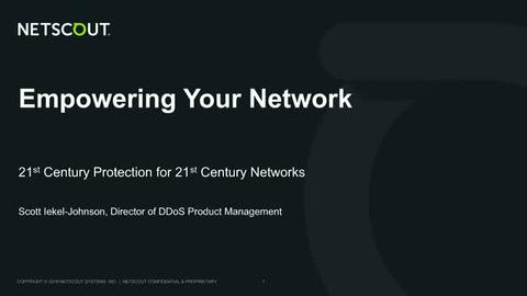 Fortalecimento da sua rede para evitar ataques DDoS