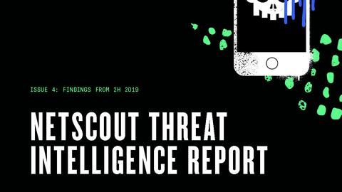 Relatório NETSCOUT de Inteligência de Ameças