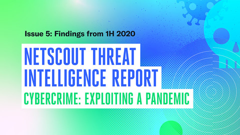 Cybercrime: Exploiting a Pandemic - Threat Intelligence Report, Issue 5