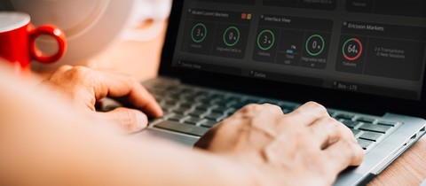 nGeniusone Network Service Assurance Monitor