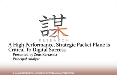 Strategic Packet Plane Webinar