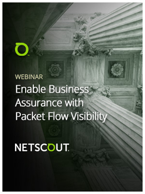 Webinar: Better business assurance with unified packet visibility